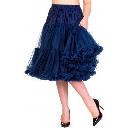 """Banned Apparel Lifeforms Petticoat Navy Long 26"""""""