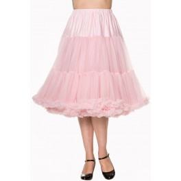 """Banned Apparel Lifeforms Petticoat Light Pink Long 26"""""""