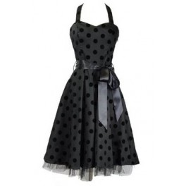 H&R London Polly 50's Dress