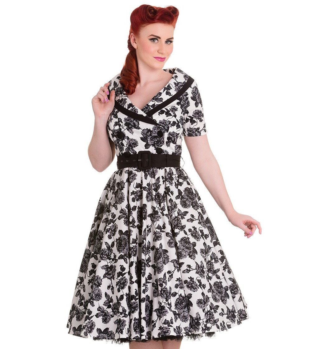 Hell Bunny Honor 50's Dress
