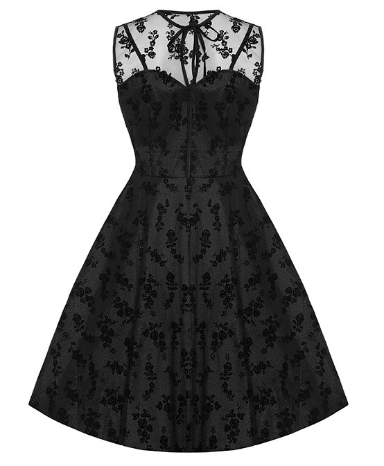 Voodoo Vixen Penny Dress