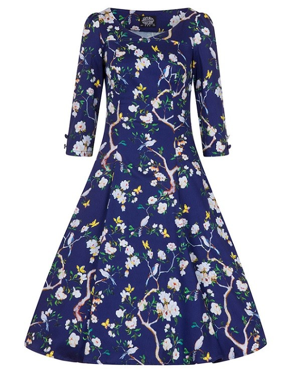 H&R London Enchanted Garden Dress