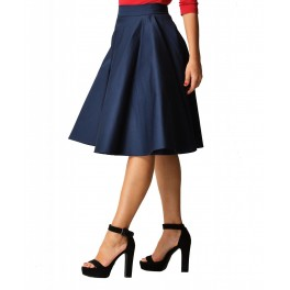 Dolly and Dotty Midnight Blue Shirley Skirt