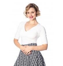 a490497bc343 Retro blouses, 50's style tops, colourful printed tops, gothic tops ...