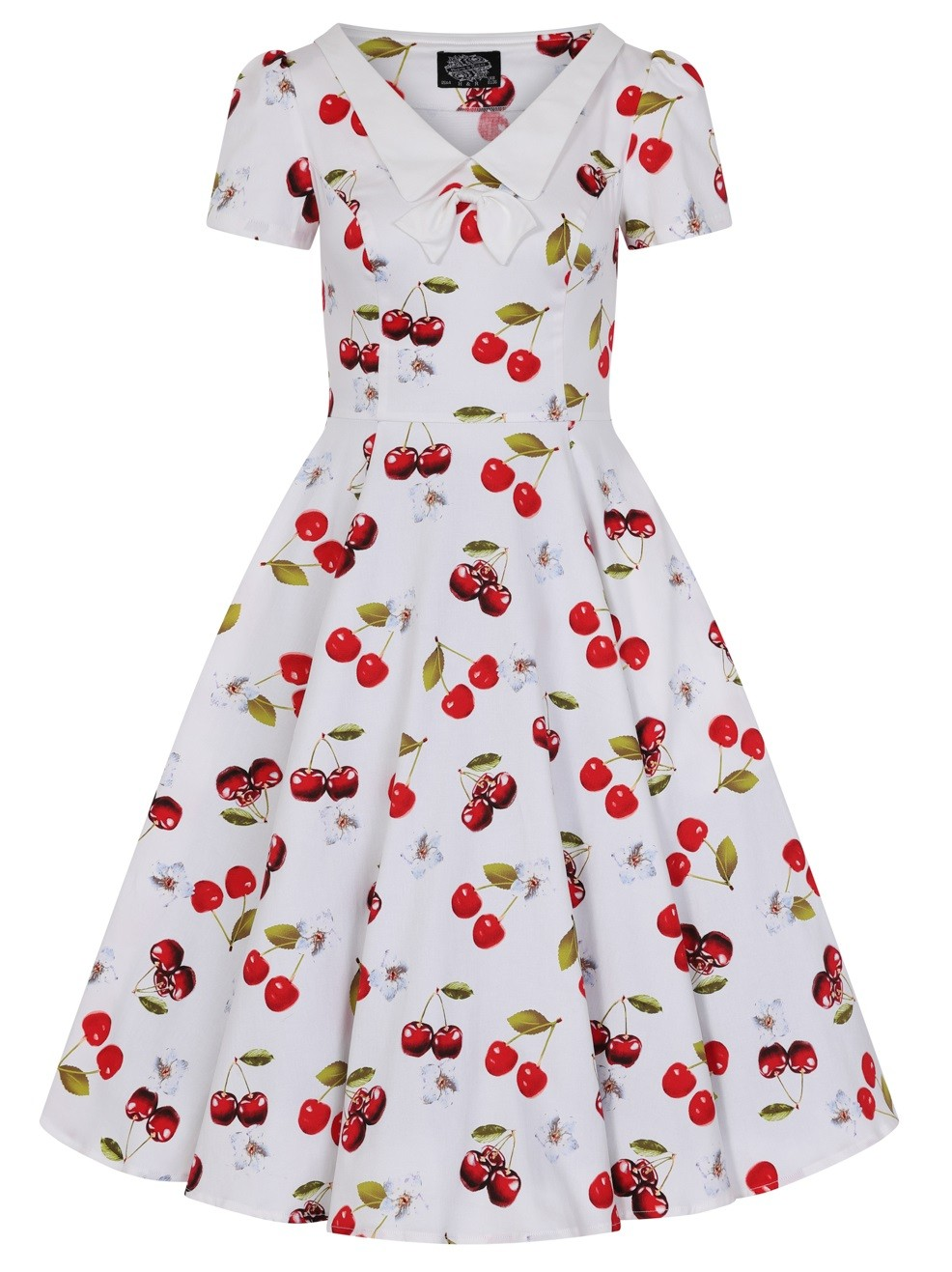 H&R London Cherry-on-Top Dress