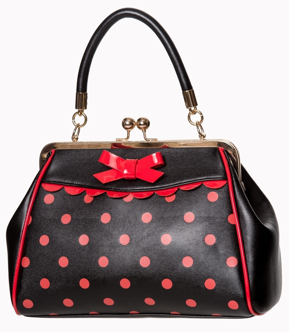 Banned Apparel Crazy Little Thing Bag - Red