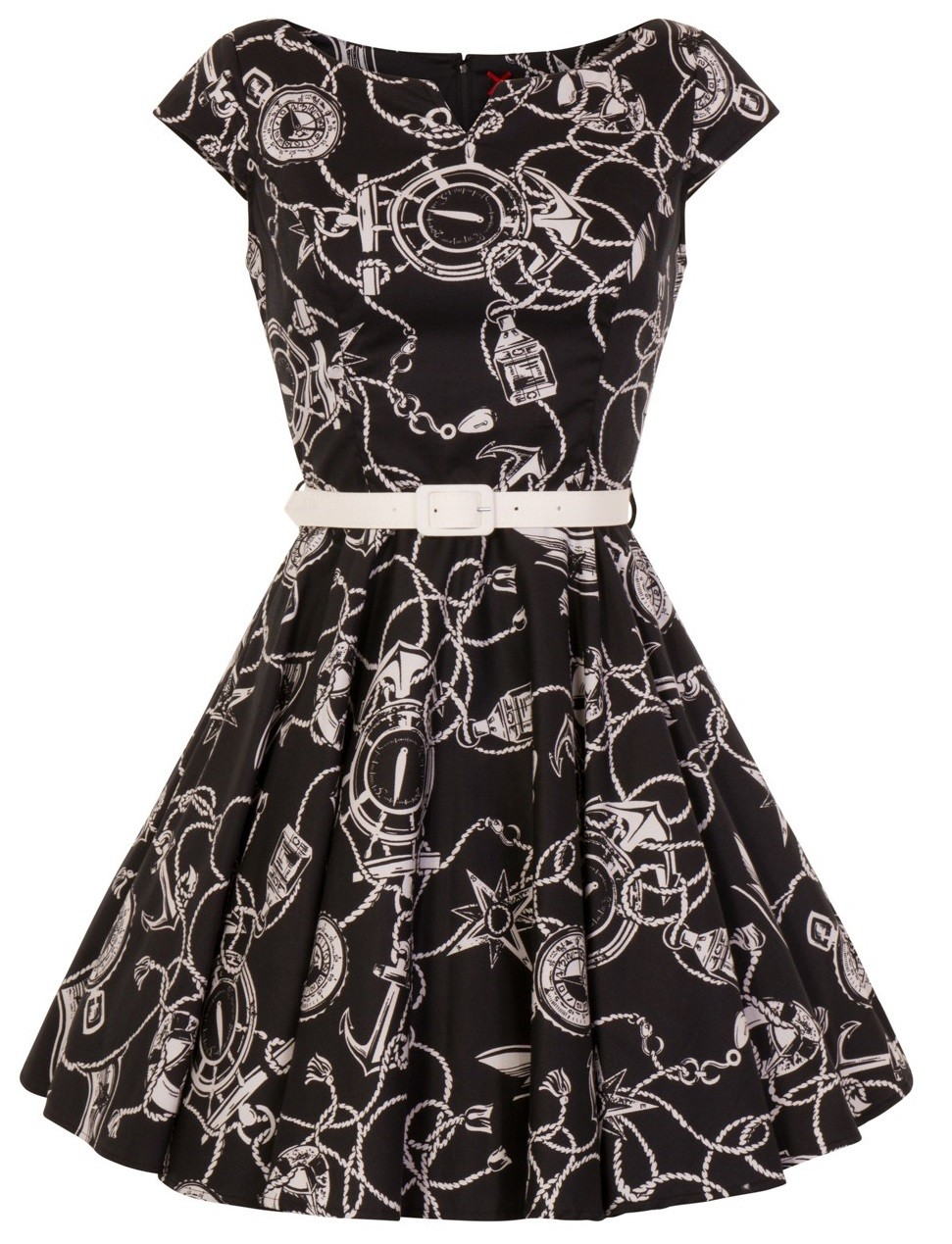 Hell Bunny Mistral Mini Dress