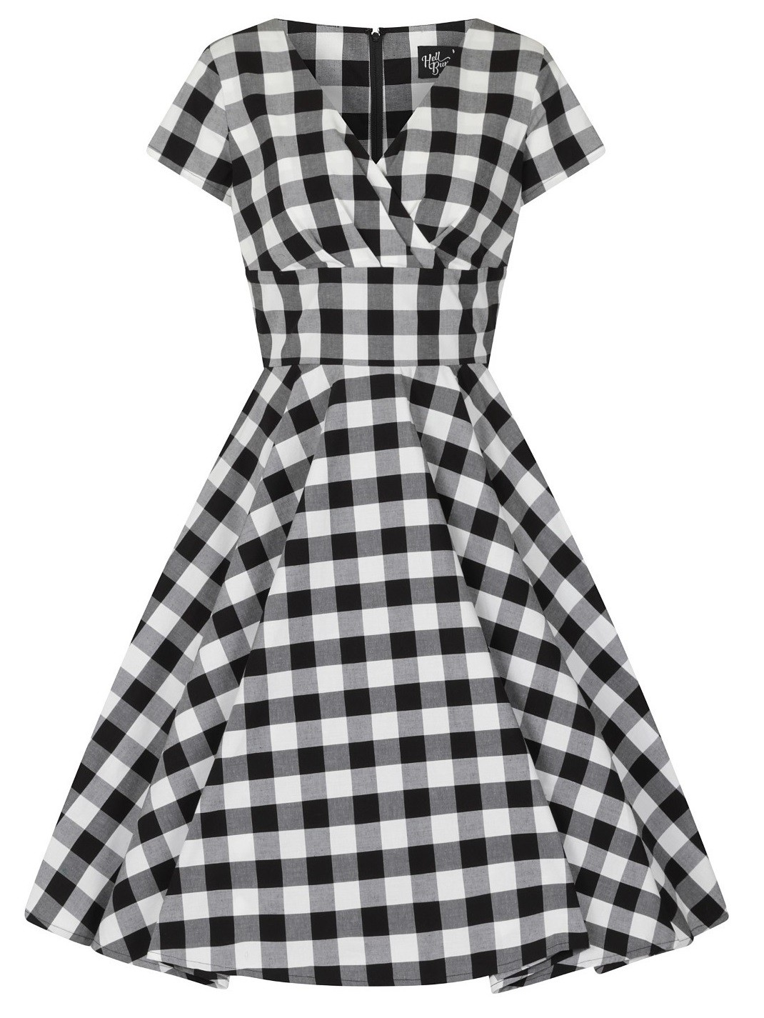 Hell Bunny Victorine 50's Dress