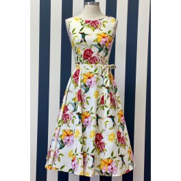 Lady V London Hummingbird Hepburn Dress