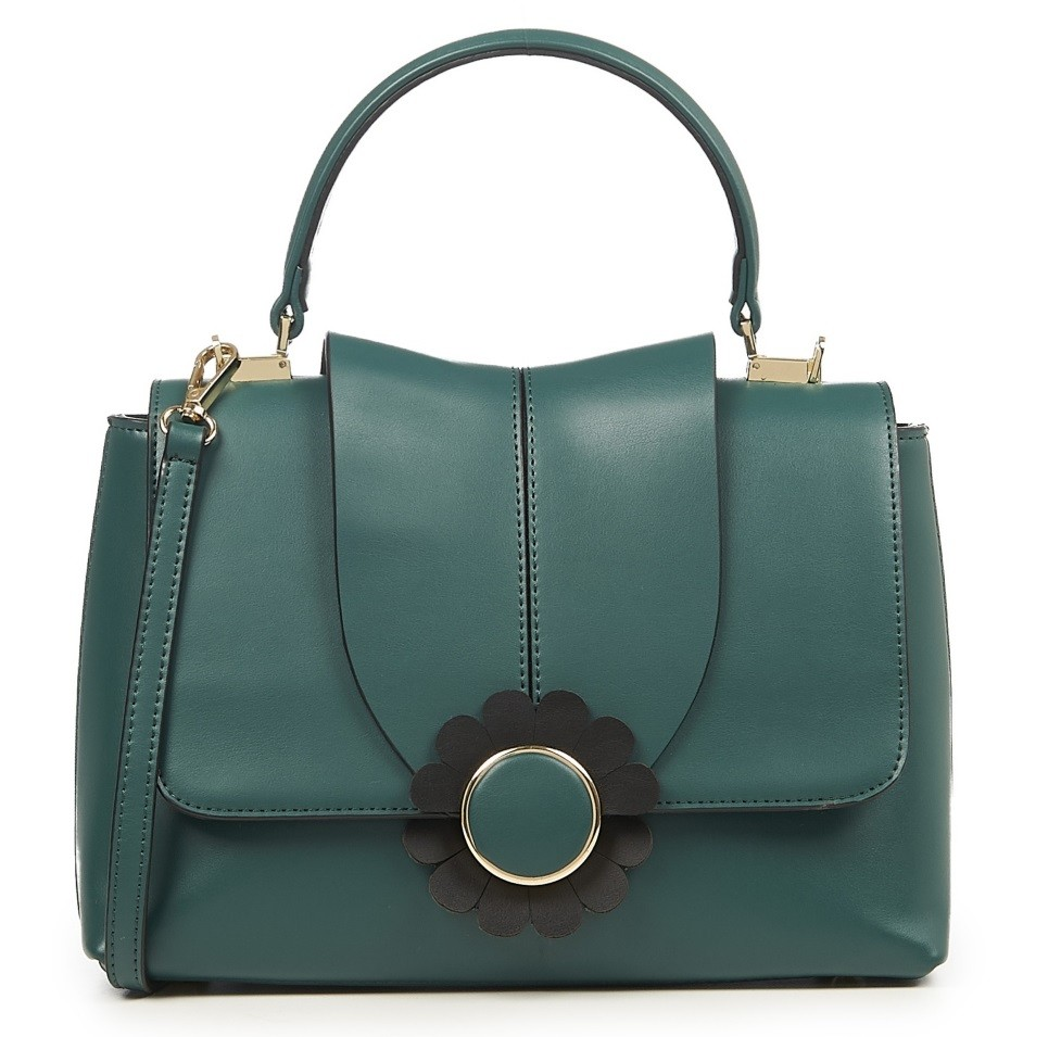 Banned Apparel Bellis Handbag - Green