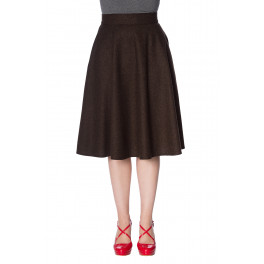 Banned Retro Sassy Swing Skirt
