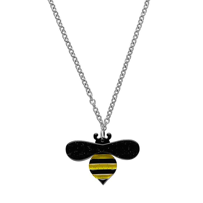 Babette Bee Erstwilder Pendant Necklace