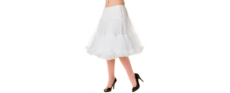 Medium petticoats